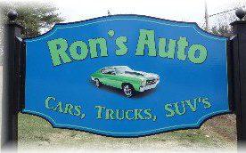 RON'S  AUTO